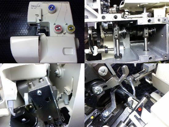 ML-1013のミシン修理