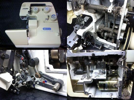 JUKIミシン修理MO-313