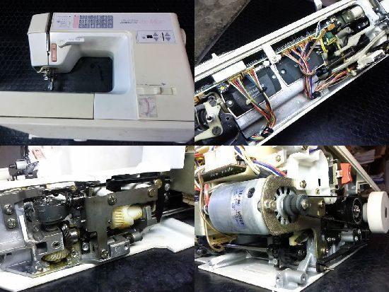 JUKI AT-730のミシン修理