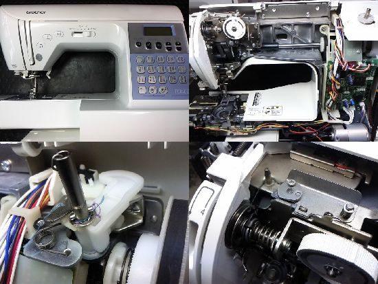 ブラザーフェリエ2のミシン修理