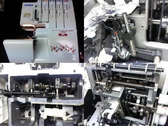 JUKI MO-114DMのミシン修理