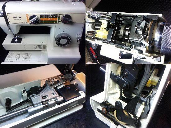 BrtoherセレクトFのミシン修理