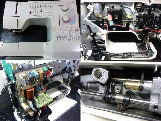 Holidaynu1241のミシン修理