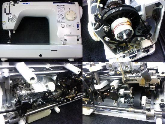 JUKI SL-300EXのミシン修理