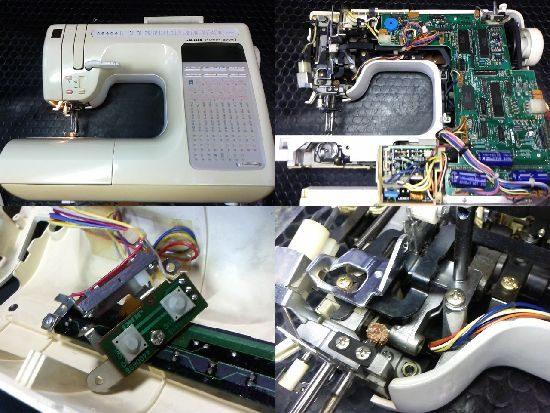 AT-2800のJUKIミシン修理