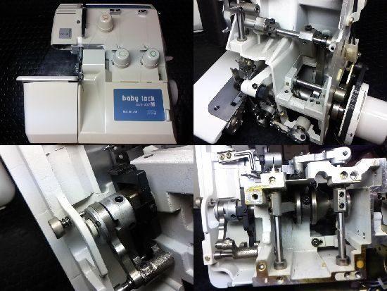 BL3-437Mのベビーロックミシン修理