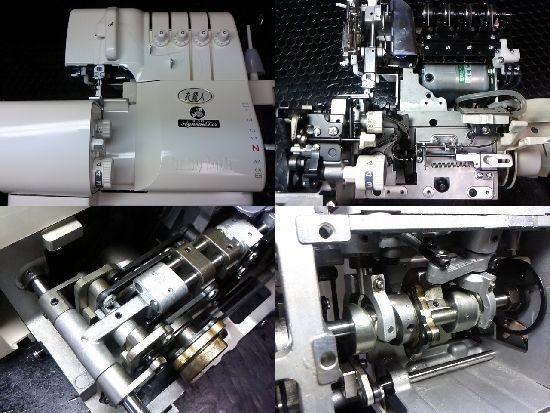 衣縫人BL517のbabylockミシン修理
