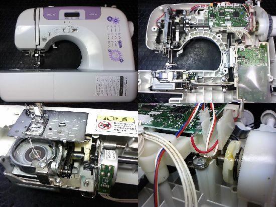 DN002(CPS40)のブラザーミシン修理