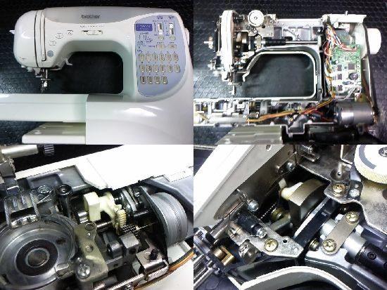 シャリオ5000CPS52のブラザーミシン修理