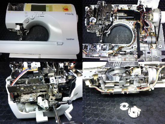 ブラザーミシン修理イノヴィスP100