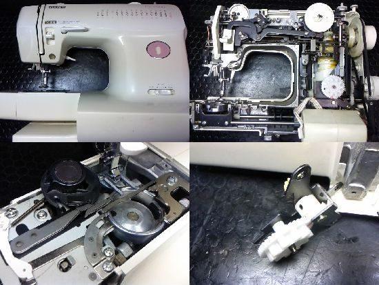 ブラザーミシン修理FX-2000