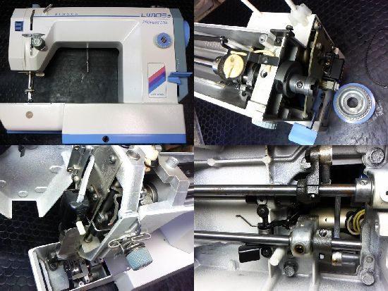 シンガーLW103Sのミシン修理