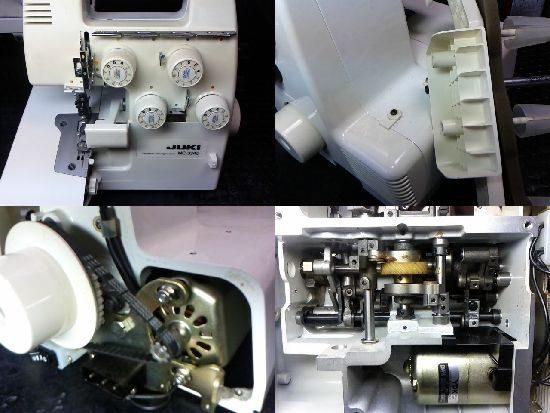 MO-334Dのミシン修理