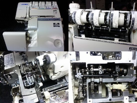 MO-345DCのJUKIミシン修理