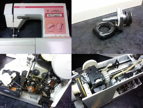 ZZ3-B790ブラザーミシン修理
