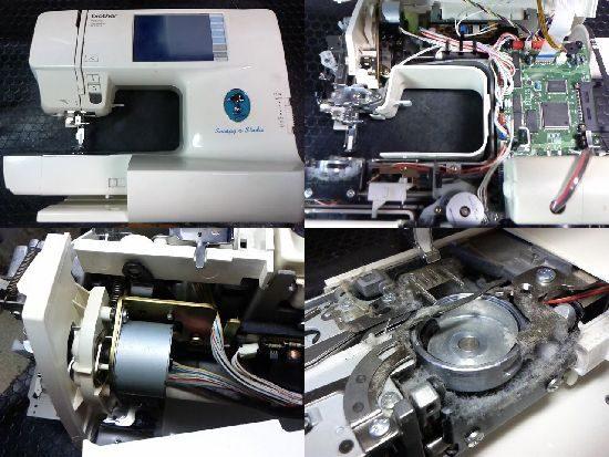 スヌーピースタジオのブラザーミシン修理