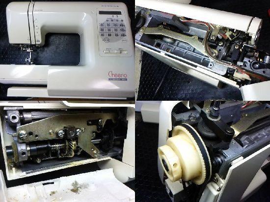 ジャノメミシン修理Cheerio LIMITED 970
