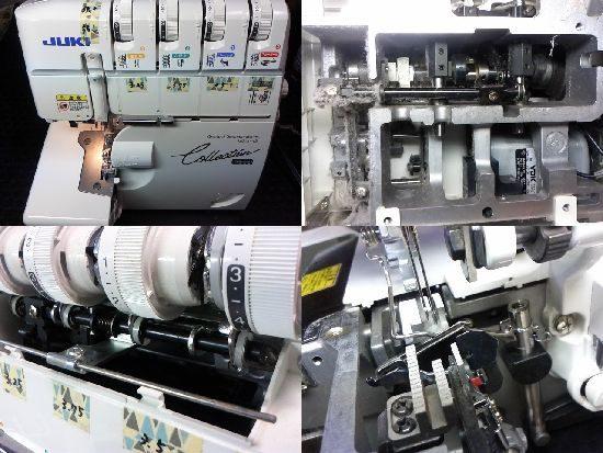 JUKIミシン修理MO-344D