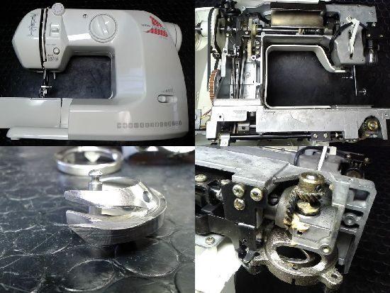 山崎範夫のミシン修理AG-001