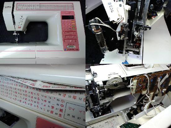 ブラザーZZ3-B852のミシン修理