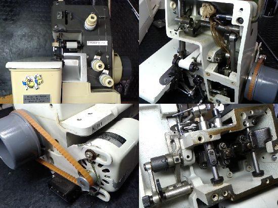 マミーロックミシン修理ML-303R
