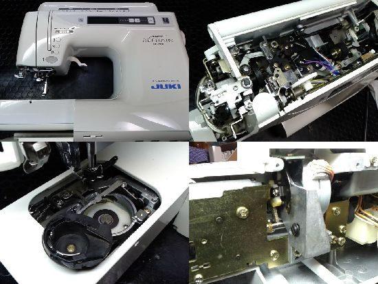 JUKIミシン修理HZL-T720