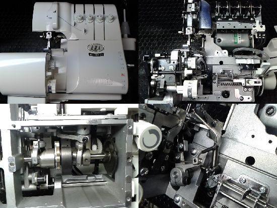 ベビーロックミシン修理BL5700EXS