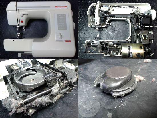 トヨタミシン修理EM954