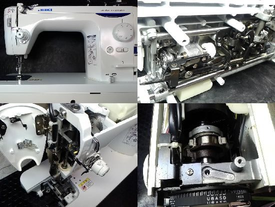 JUKIミシン修理SL-280EX