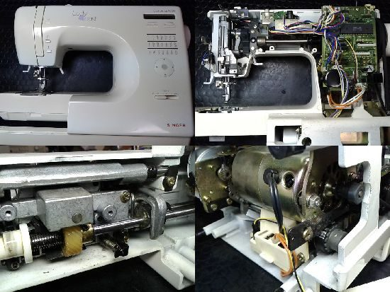 シンガーミシン修理Computer9600