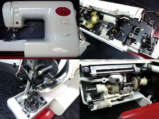 ブラザーミシン修理リゼレZZ3-B580
