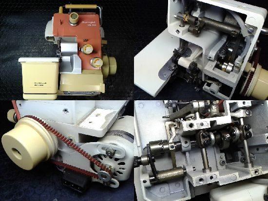 マミーロックミシン修理ML-232