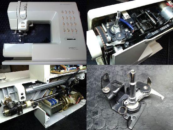 シンガーミシン修理メリットSRE-1400