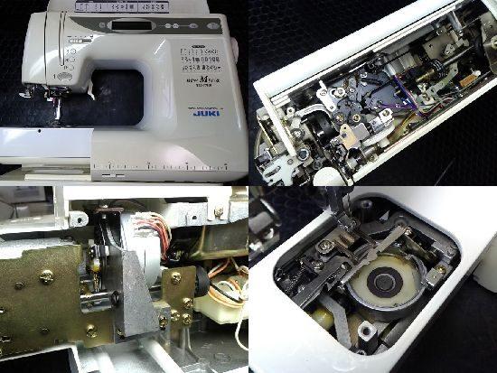 JUKIミシン修理HZL-T7100