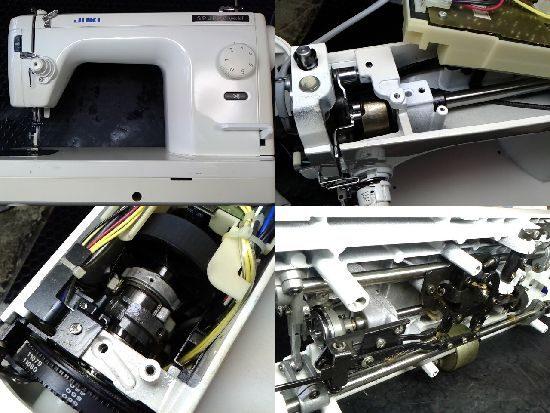 JUKIミシン修理シュプール98SP