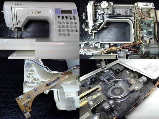 ブラザーミシン修理フェリエ1(CPS70)