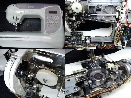 ブラザーミシン修理PC-8000(CPS54)