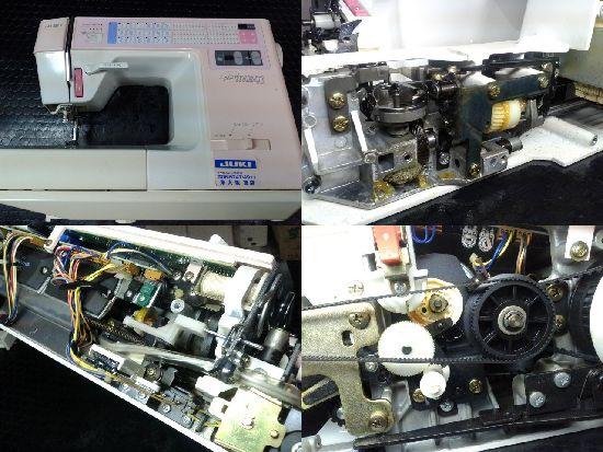 JUKIミシン修理AT-1000