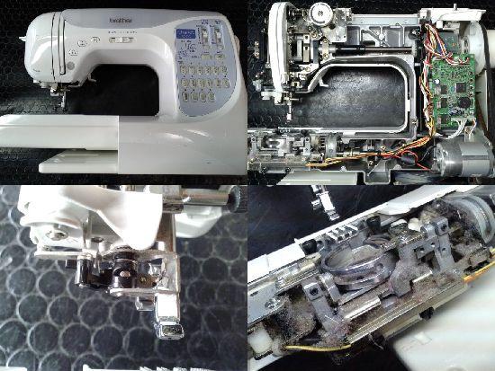 ブラザーミシン修理CPS52