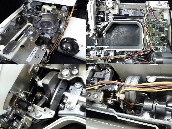 ブラザーミシン修理アデッソ2(CPS72)の分解画像