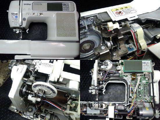 ブラザーミシン修理CR1000