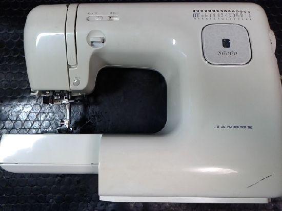 ジャノメミシン修理S6060
