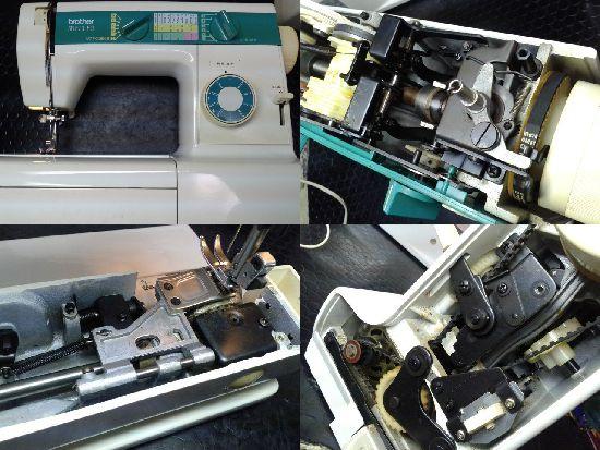 ブラザーミシン修理セレクトF2