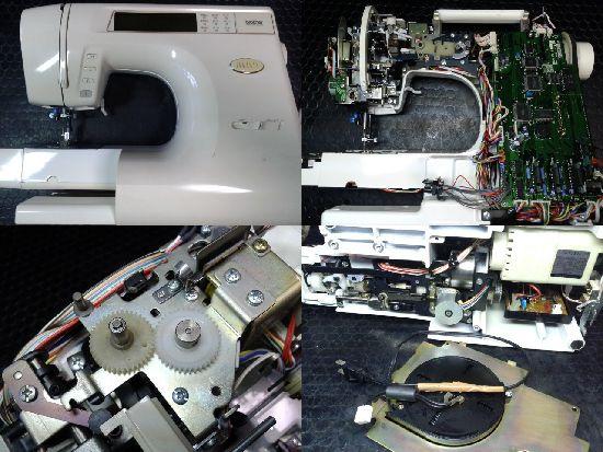 ブラザーミシン修理サマンサ(ZZ3-B896)