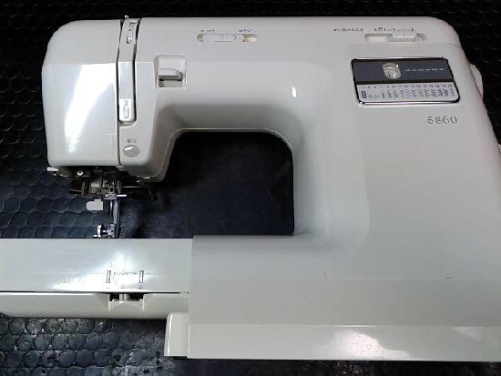 ジャノメミシン5860の画像