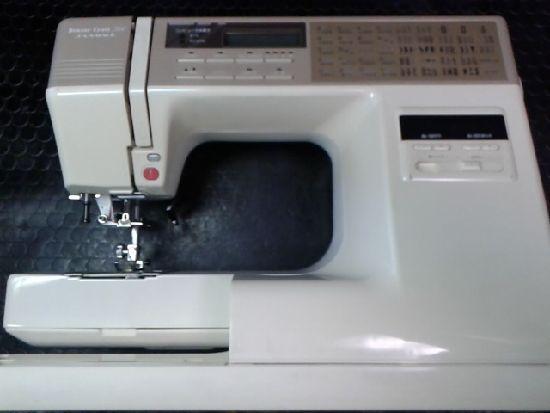 ジャノメミシンの画像センサークラフト7500