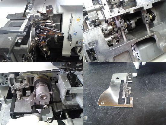 ベビーロックミシン修理分解画像Artisan630