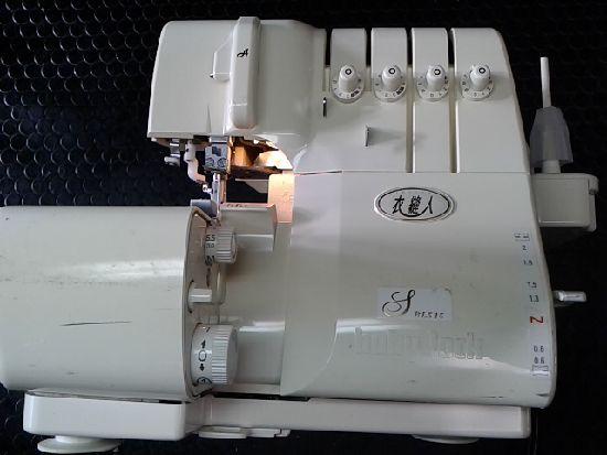 ジューキベビーロックミシンBL515の画像