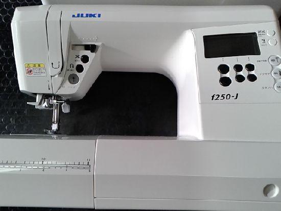 JUKIミシン画像F250-J