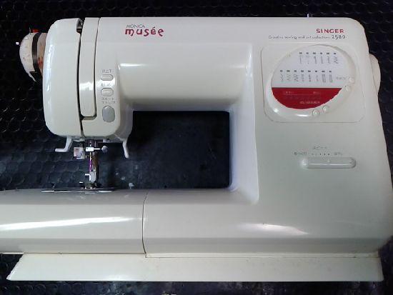 シンガーミシンの画像モニカ2580